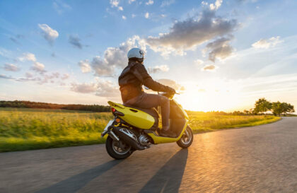 Assurance cyclo: comment bien conduire son cyclo