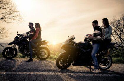 Assurance moto conseils : transport de passager moto