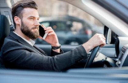 Assurance auto : téléphone au volant, quelle sanction ?
