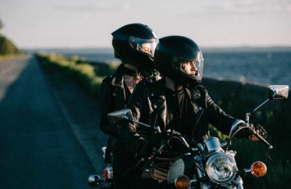 Assurance moto : être un bon passager à moto
