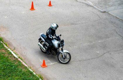 Réussir votre plateau moto le jour du permis