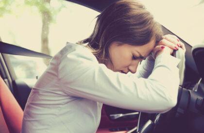 Jeune conducteur et suspension de permis probatoire