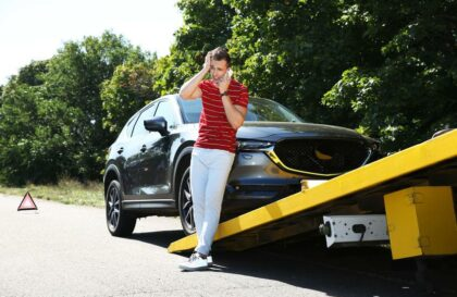 Quel prix pour le remorquage de votre voiture ?